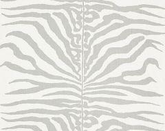 16366M-003 ZEBRA Zinc Scalamandre Fabric