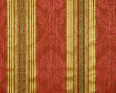 26166-003 SANTA MARGARITA Multi On Rose Scalamandre Fabric