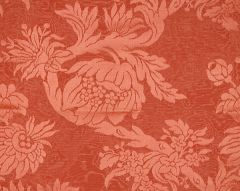 26695-003 DAMAS PARC MONCEAU Coral Scalamandre Fabric
