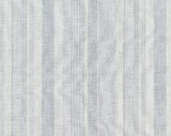 27046-003 MONTAUK STRIPE SHEER Chambray Scalamandre Fabric