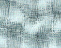27099-003 BANBURY STRIE CHECK Peacock Scalamandre Fabric