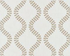 27127-003 FOGLIA EMBROIDERY French Grey Scalamandre Fabric