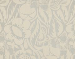 27131-003 DECO FLOWER Mineral Scalamandre Fabric