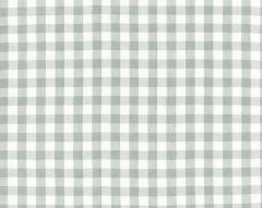 27166-004 SWEDISH LINEN CHECK Skylight Scalamandre Fabric