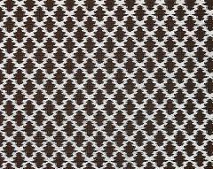 27035-008 SAMARINDA IKAT Black Walnut Scalamandre Fabric