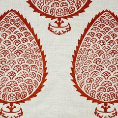 LEAF Ginger Katie Ridder Fabric