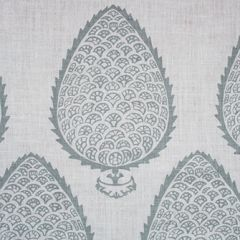 LEAF Gray Katie Ridder Fabric