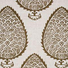 LEAF Stone Katie Ridder Fabric