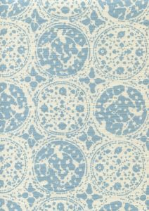 7170-02 BODRI BATIK Windsor on Tint Quadrille Fabric