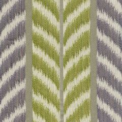 030024T CAROUSEL Lilac Green Quadrille Fabric