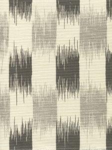 9015-09 II BLUE IKAT Gray Steel Gray on Tint Quadrille Fabric