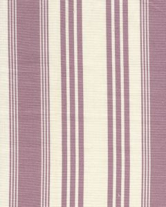 302744F LANE STRIPE Lilac on Tint Quadrille Fabric