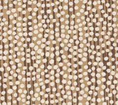 AC709-11 MOJAVE Mocha on Tint Quadrille Fabric