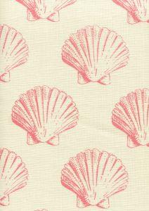 7150-05 SEASHELL Pink on Tint Quadrille Fabric