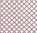 302319F TERRACE Purple on Tint Quadrille Fabric