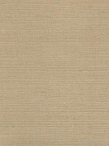 7020-02GC PACIFIC SISAL Straw Quadrille Wallpaper