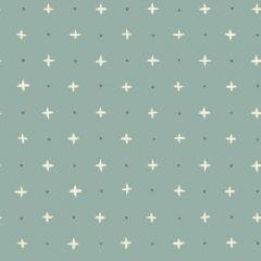 MK1104 Cross Stitch York Wallpaper