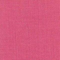 JEFFERSON LINEN 787 Begonia Pink Magnolia Fabric