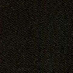 JEFFERSON LINEN 93 Black Magnolia Fabric