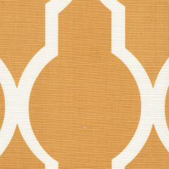 303715F-07 MIRADOR REVERSE ONE COLOR Bamboo Gold on Tint Quadrille Fabric