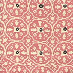 149-42WP NITIK II Apricot Brown On Almost White Quadrille Wallpaper