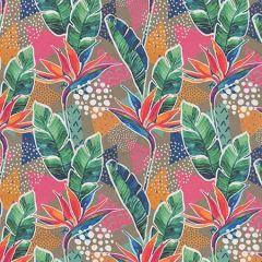 OD AMAZON Funfetti Magnolia Fabric