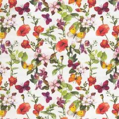 OD FLIRTY Merlot Magnolia Fabric
