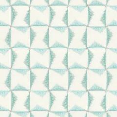 ONTARIO 1 Aqua Stout Fabric