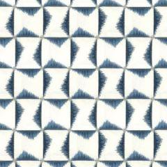 ONTARIO 3 NAVY Stout Fabric