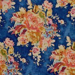 OSTRUP Blue Magnolia Fabric
