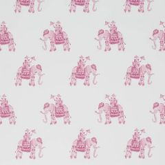 P2016103-117 BAZAAR WP White Tiki Lee Jofa Wallpaper