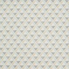 P2018108-165 CANNES PAPER Blue Beige Lee Jofa Wallpaper