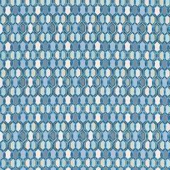S3401 Blu Greenhouse Fabric