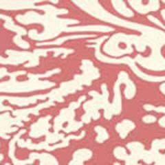 2335-30WP SAN MARCO REVERSE Tomato On Off White Quadrille Wallpaper