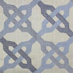 26976-001 ALEXANDER Indigo Scalamandre Fabric