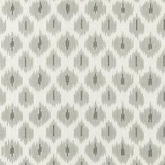 27176-001 AMARA IKAT WEAVE Stone Scalamandre Fabric