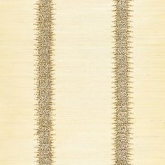 SC 0002WP88386 WP88386-002 VERONICA BEADED GRASSCLOTH Burnished Gold Scalamandre Wallpaper