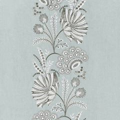 SC 000327162 27162-003 ANNELISE EMBROIDERY Skylight Scalamandre Fabric