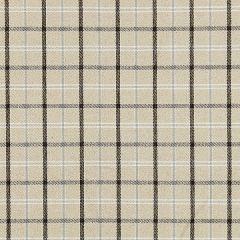 27121-001 BRISTOL PLAID Linen Scalamandre Fabric