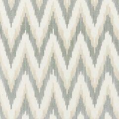 27185-001 ADRAS IKAT WEAVE Mineral Scalamandre Fabric