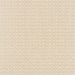 27133-002 FLORET EMBROIDERY Gilt Scalamandre Fabric