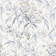 WP88431-002 LANAI Silver Mist Scalamandre Wallpaper