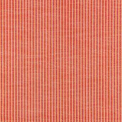 27109-004 TISBURY STRIPE Mango Scalamandre Fabric