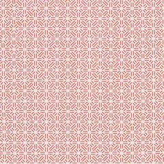 27213-004 TILE WEAVE Coral Scalamandre Fabric