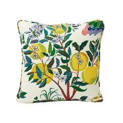 SO17576 CITRUS GARDEN Schumacher Pillow
