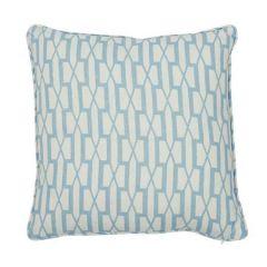 SO17611 BELVEDERE Schumacher Pillow-Sky