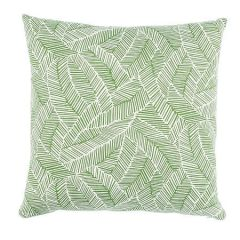 SO17622 ABSTRACT LEAF Leaf Schumacher Pillow