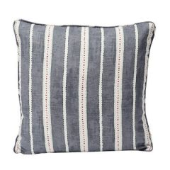 SO17694 AMOUR Schumacher Pillow-Charcoal and White