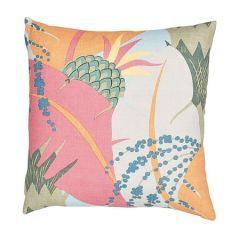"""SO17754004 ANANAS Schumacher Pillow-18"""" x 18""""-Tropical"""