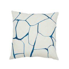 SO17792 FILIGREE Schumacher Pillow-Navy